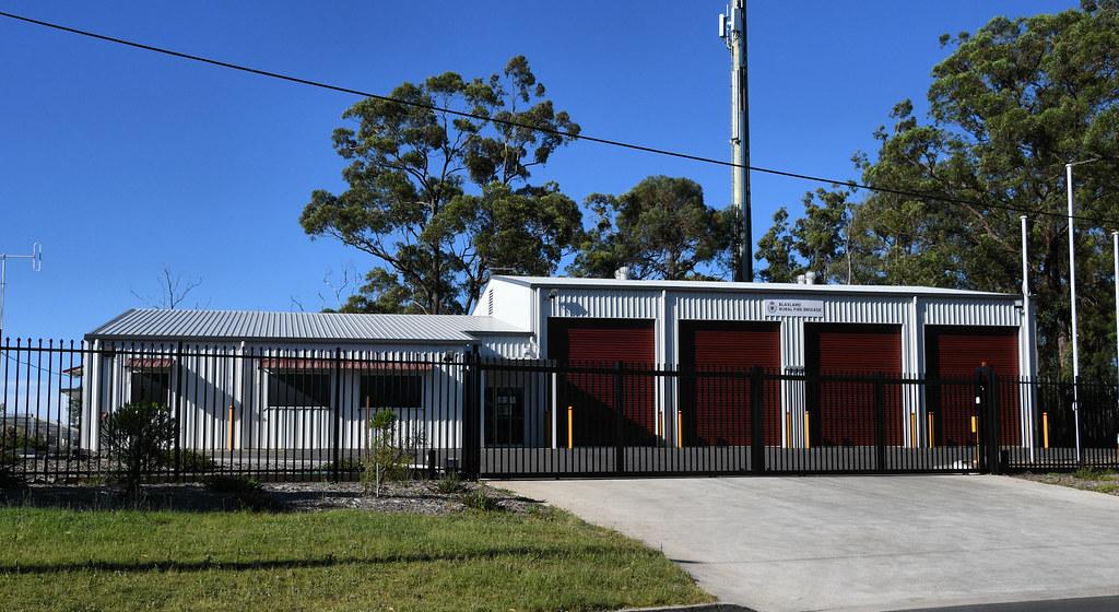 Rural Fire Brigade, Blaxland, NSW.