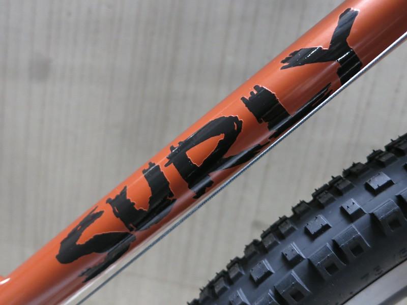 SURLY Cross Check Copper Logo