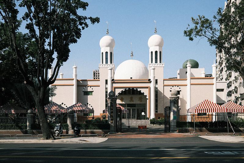 X100V 街拍|台中清真寺
