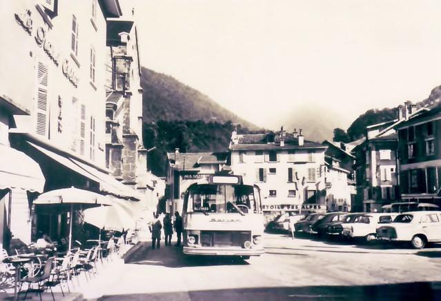 Saviem SC5 Cars Dumas-Allevard-Années 60