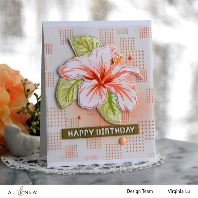 12082020-Dots & Boxes-You Are Beautiful Stamp & Die Bundle-Rose Gold Embossing Powder-Essential Sentiment Strips Die -001