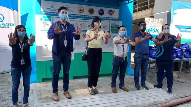 Safeguard Handwashing Hubs