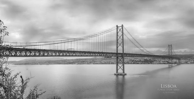 Lisboa...Ponte 25 de Abril...