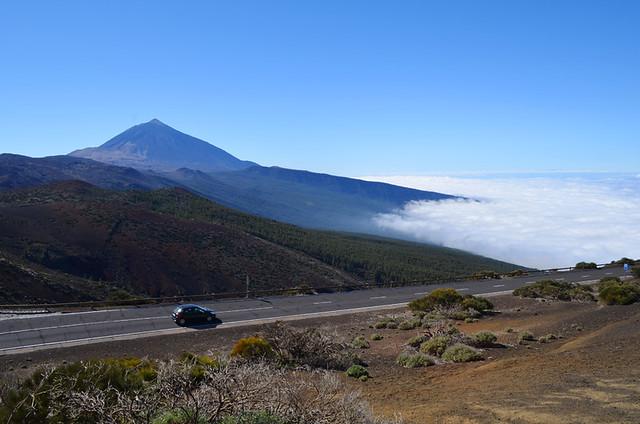 Mar de Nubes, Sea of Clouds, Tenerife