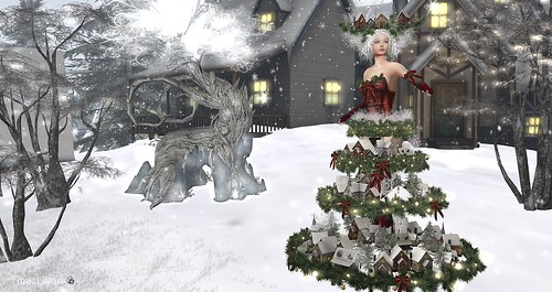 Virtual Trends: Winter Village
