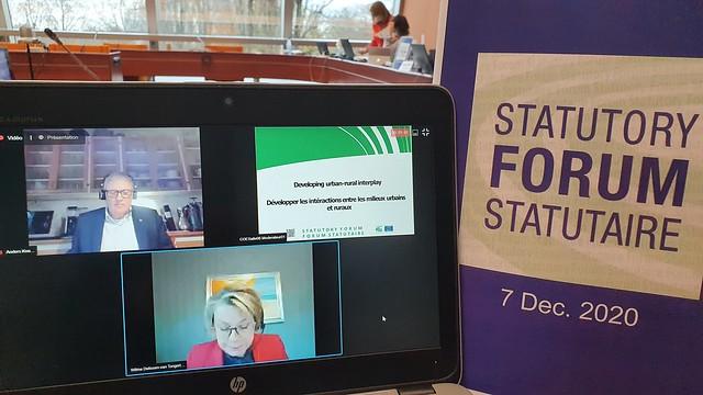 5th Statutory Forum - 7 December 2020