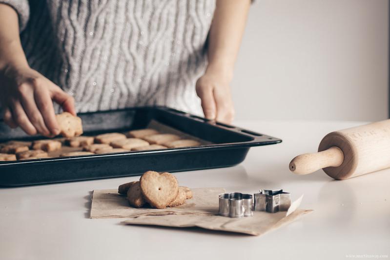 Preparazione Shortbread