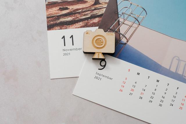 euyoung x 點點印2021年曆 | 25