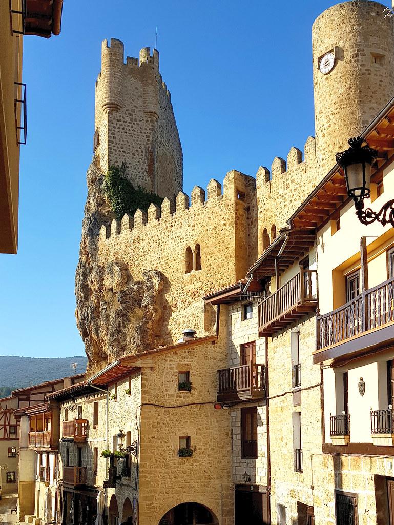 Frías castle - Burgos - Spain