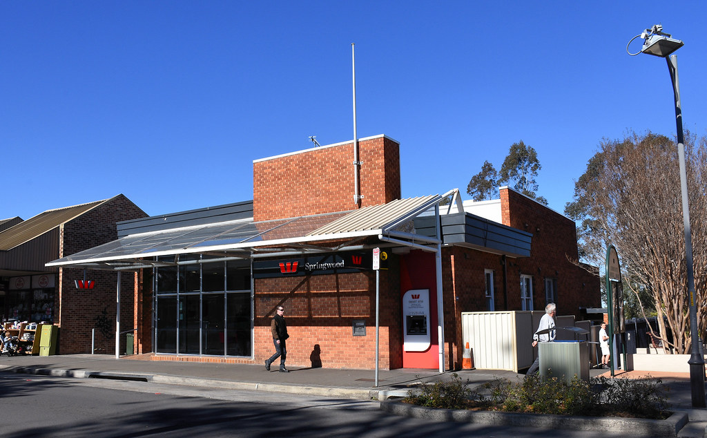 Westpac, Springwood, NSW.
