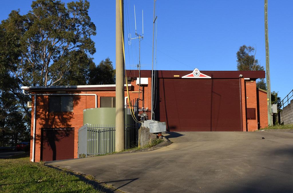 Rural Fire Service, Warrimoo, NSW.