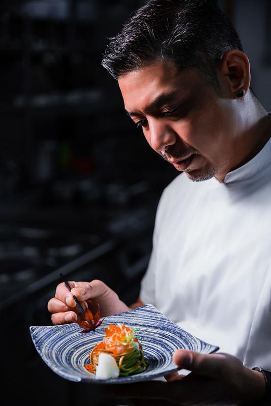 Chef Steve Arifin