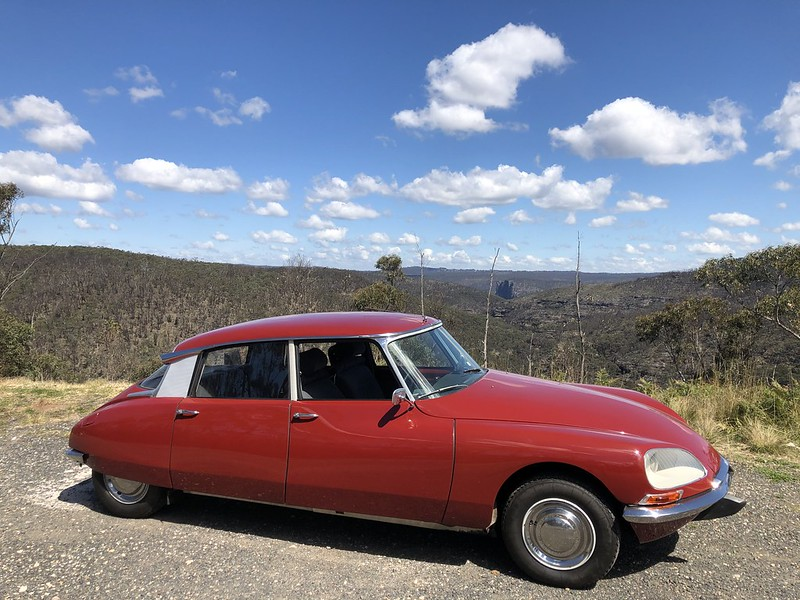 DS to Mudgee