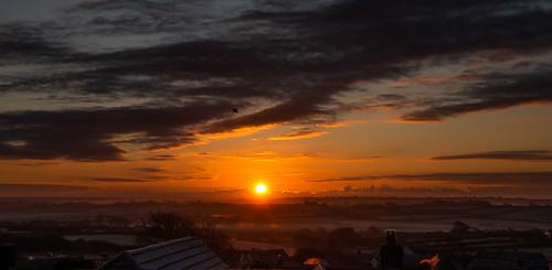 2020 d610 december haverfordwest keeston landscape nikon rc robcox sunrise sky sun