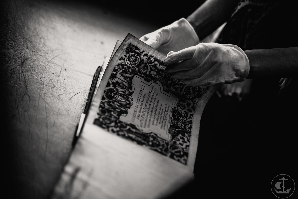 7 декабря 2020, Престольный праздник домового храма Санкт-Петербургской академии художеств / 7 December 2020,The patronal feast day of the house church of the St. Petersburg Academy of Arts