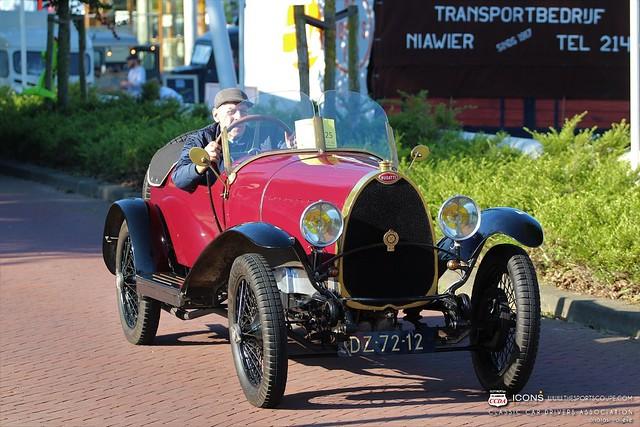 Bugatti '25 T23 Brescia