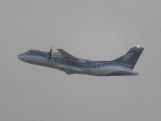 F-WWLZ AT46 1605 Air Saint Pierre fcs (LB on nwd)