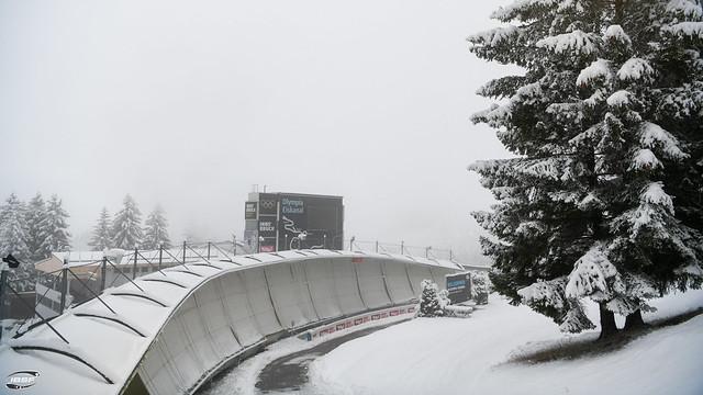 Snow day in Igls
