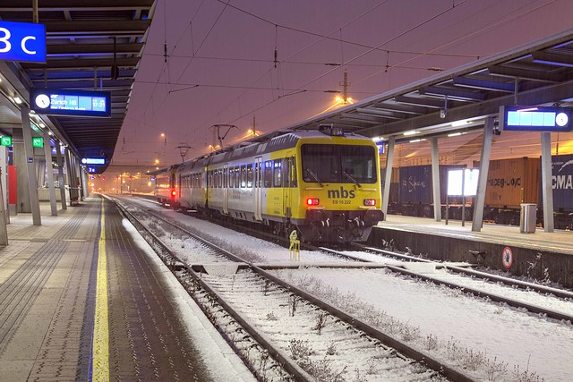 Montafonerbahn ES 10.222 Bludenz