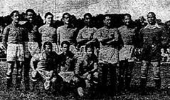Temporada 1942/43: formación del Xerez (Cádiz)