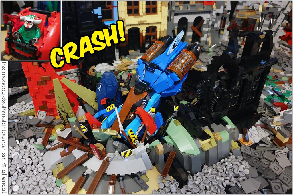 The Monday Deathmatch Tournament - Page 200: Crash Course