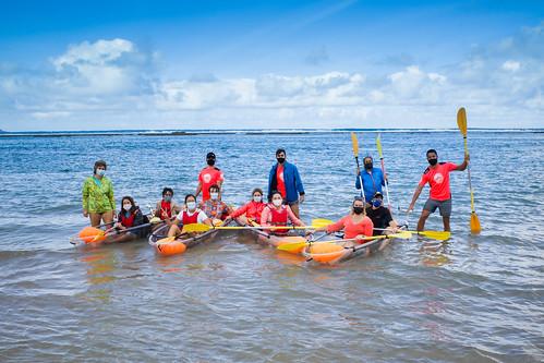 Kayak en Las Canteras