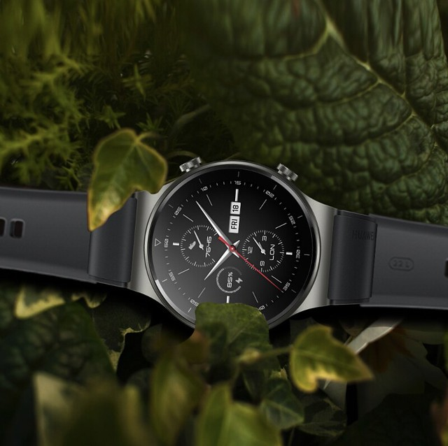 Never Get Lost While Hiking with this New HUAWEI WATCH GT 2 Pro and its Special Route Back Feature