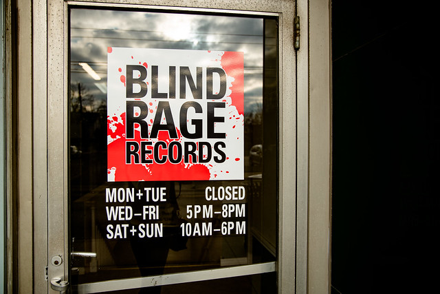 Blind Rage Records