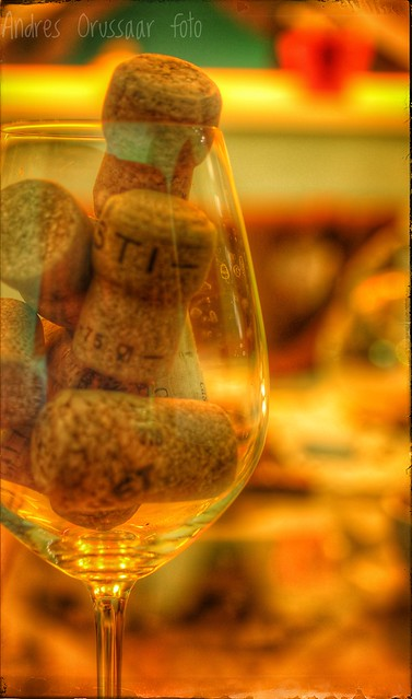 A glass full of fun