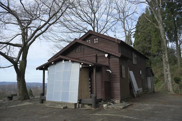 栃尾口から登る奥医王山 with D750