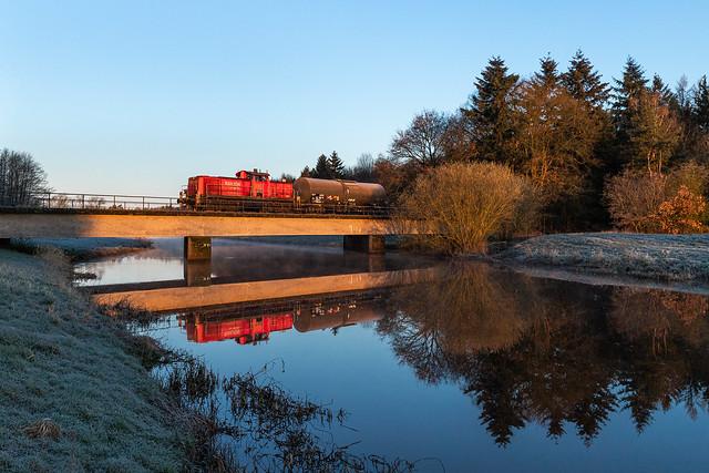 DB Cargo 296 058 - Liebenau (Han)