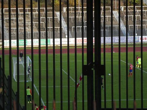 Bonner SC 3:3 Wuppertaler SV