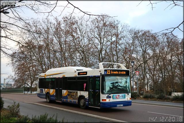 Heuliez Bus GX 317 GNV – Tisséo n°0509