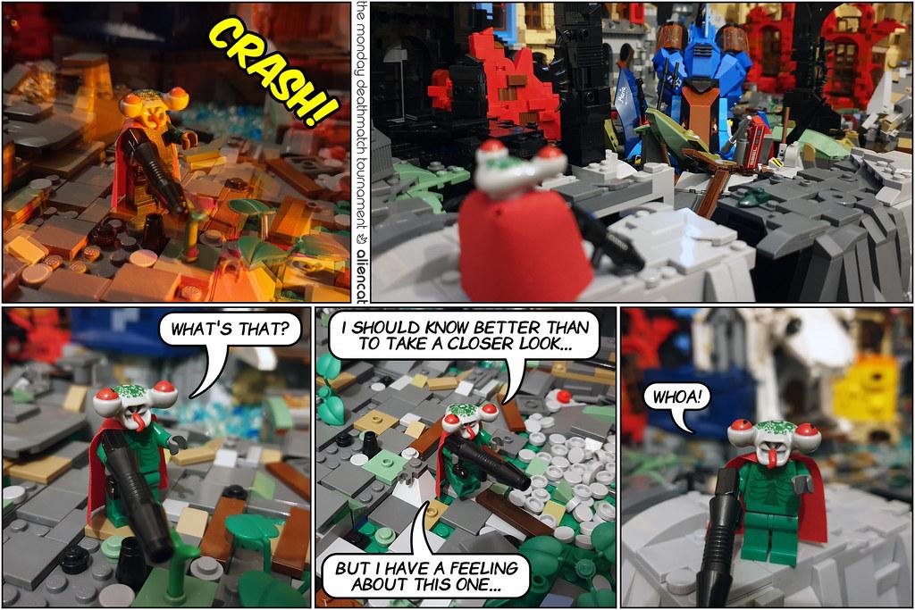 The Monday Deathmatch Tournament - Page 207: The Crash Site