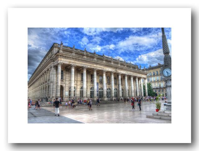 Opéra National de Bordeaux - France