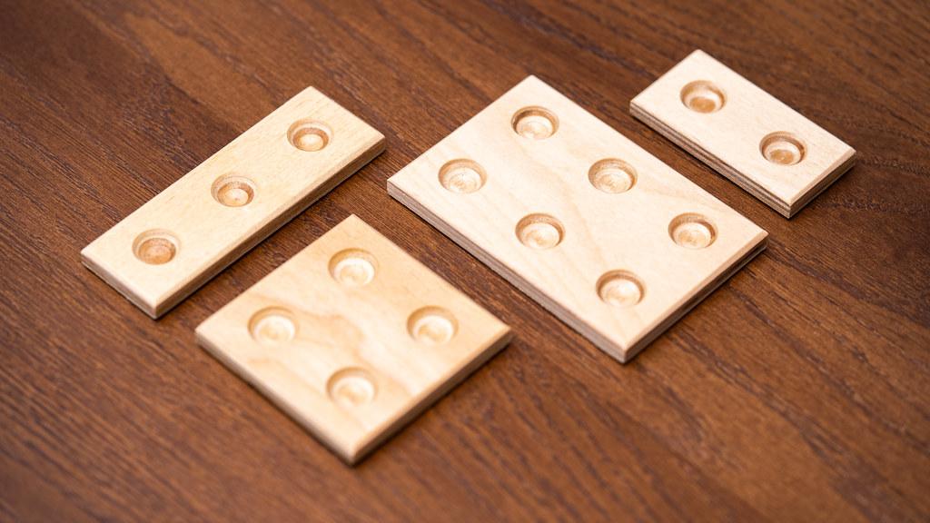 Kulami boardgame juego de mesa