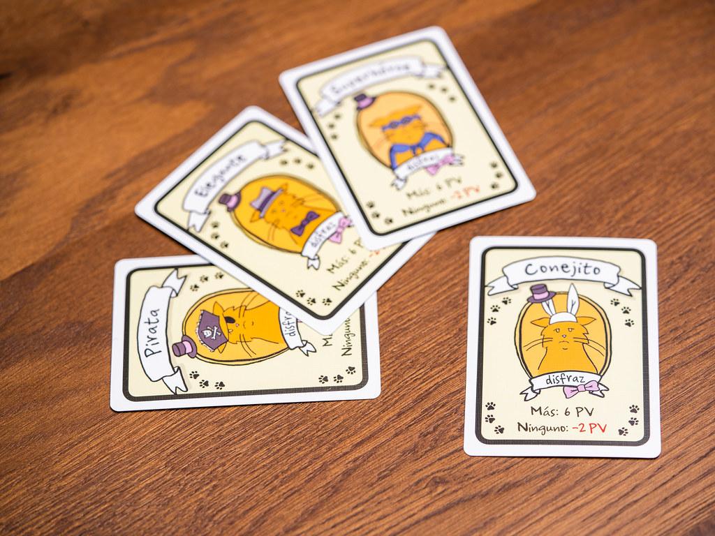 Cat Lady boardgame juego de mesa