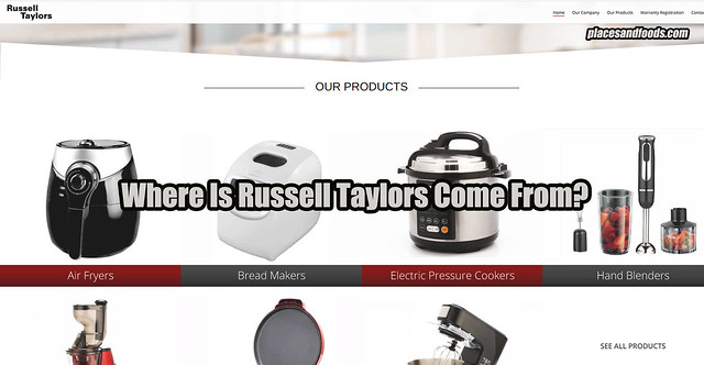 Where Is Russell Taylors Come From