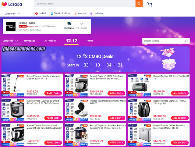 russell taylors lazada 1212