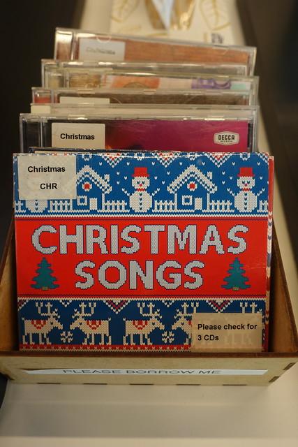 Christmas CDs, Tūranga
