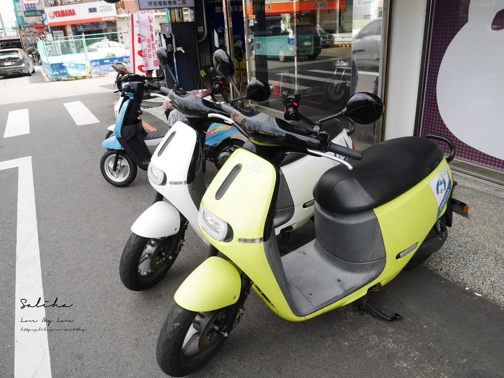 新竹火車站附近租機車推薦車行電動車gogoro價格價位價錢 (6)