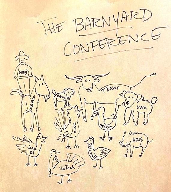 barnyard conference