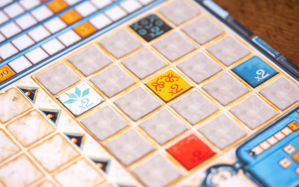 Azul mosaico boardgame juego de mesa