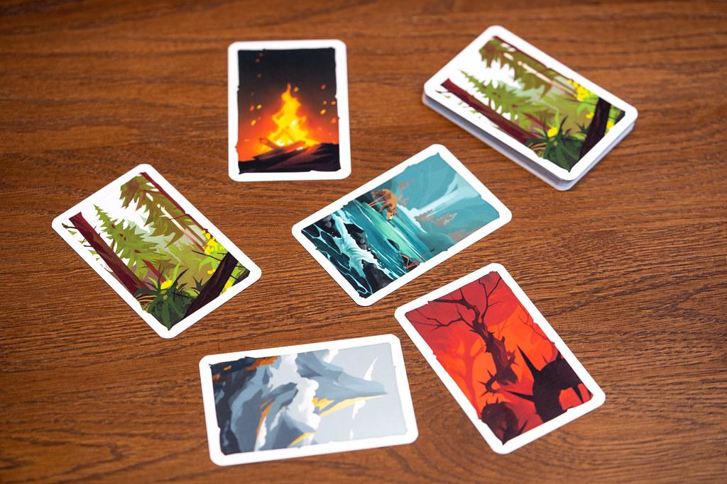 Paleo boardgame juego de mesa