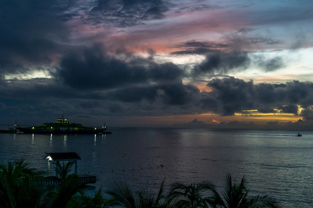 Sunset with UltraCarga IV