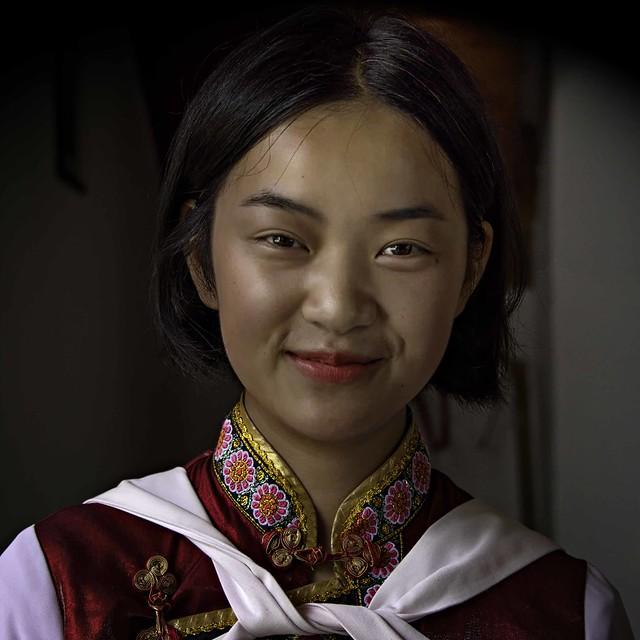 Naxi Woman