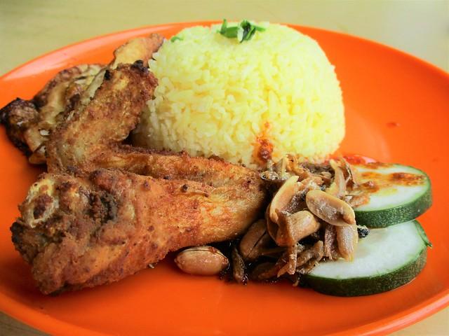 Udak Kitchen nasi lemak special 2