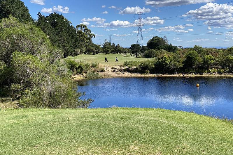 Hole 5: Boomerang Golf Course