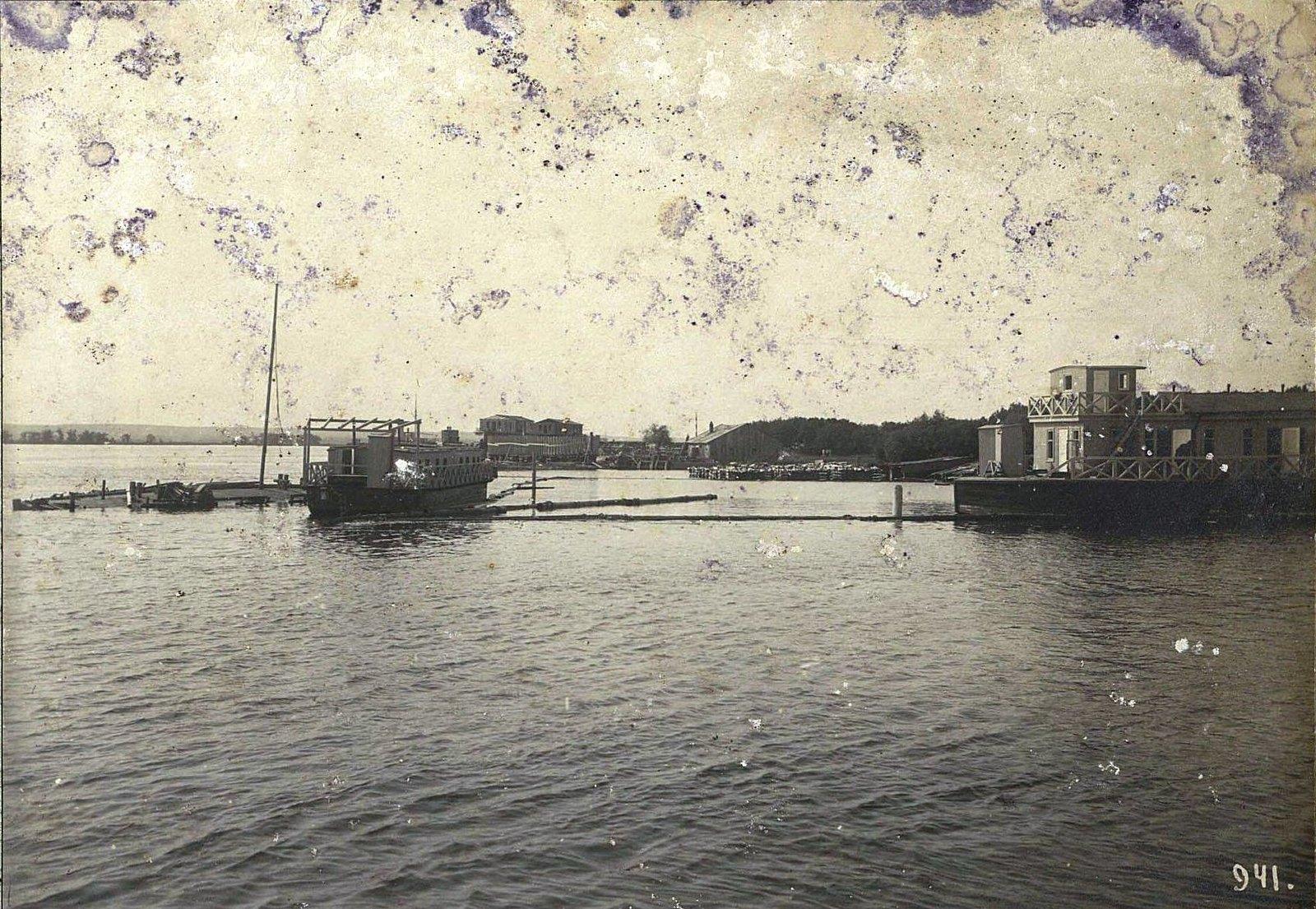 Вид на Затон с реки (9)