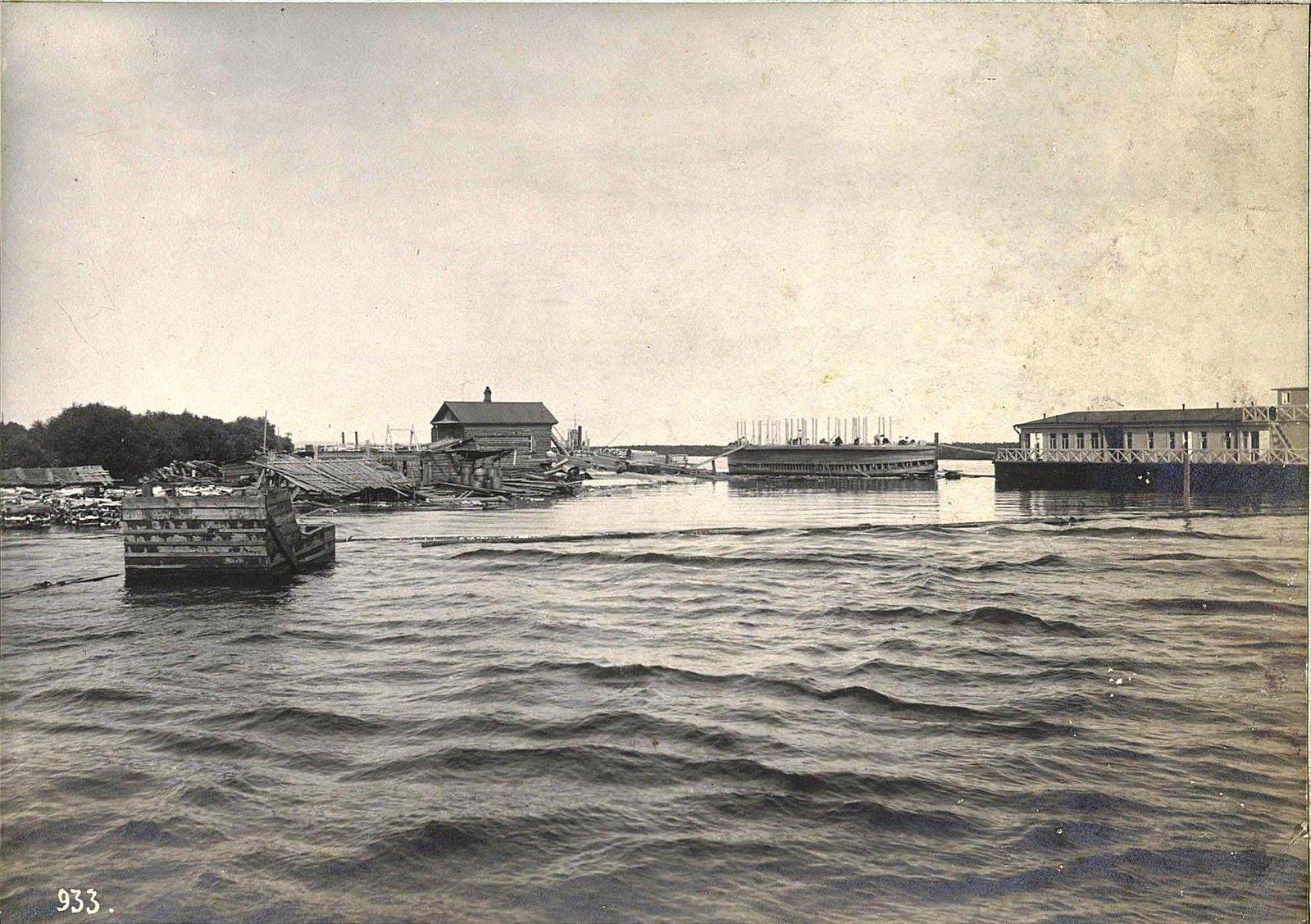 Вид на Затон с реки (4)